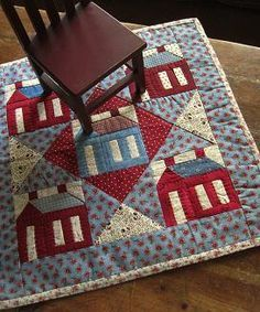 schoolhouse.jpg Country Lane Quilts by Kathleen Tracy