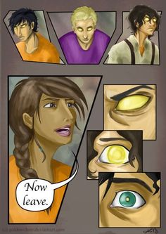 Percy Jackson - Mark of Athena pt. Percy Jackson Comics, Percy Jackson Fandom, Percy Jackson Books, Magnus Chase, Leo Valdez, Rick Y, Uncle Rick, Percy And Annabeth, Heroes Of Olympus