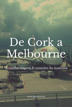 Um dia muito longo até #Melbourne #Austrália