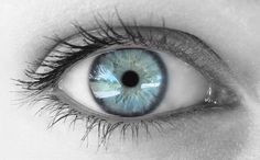 #my #eye #blue
