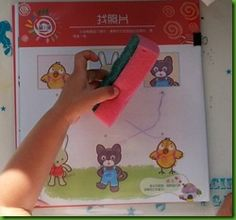 Rewritable worksheet sleeves: 1) clear folder + dry-erase  or 2) clear folder + dark water-based crayons