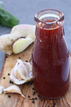Plum Barbeque Sauce
