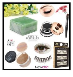 """""""Newchic9"""" by merisa-imsirovic ❤ liked on Polyvore featuring beauty"""
