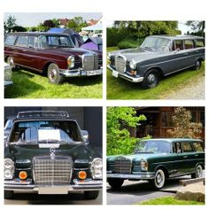 Mercedes Benz Wagons