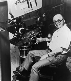 Billy Wilder (director/writer Sunset Boulevard,Some Like It Hot, Double Indemnity, etc.)