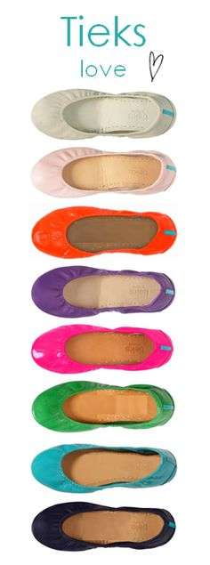 Love the Tieks flats. The Tangerine color is adorable! Cute Shoes, Me Too Shoes, Pretty Shoes, Look Fashion, Fashion Shoes, Fashion Ideas, Tieks By Gavrieli, Quoi Porter, Mein Style