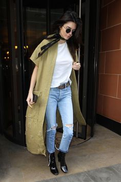 An A-Z of Kendall Jenner's Favourite Fashion Brands