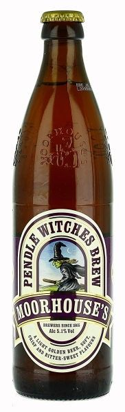 Moorhouses Pendle Witches Brew