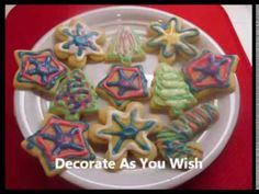 How To Make Simple Christmas Sugar Cookies – Christmas Special Recipe
