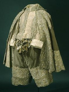 Outfit worn by Charles X Gustav of Sweden (1622-1660), 1647 Collection of the Royal Armoury.
