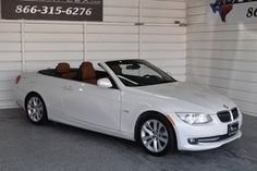 2012 BMW 328i Convertible For Sale call 214-431-3337