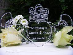 Claddagh Irish Wedding, Dream Wedding, Wedding Things, Claddagh Symbol, Wedding Details, Wedding Ideas, Over The Rainbow, Wedding Wishes, Married Life