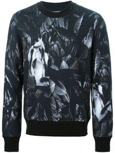 Ami Alexandre Mattiussi Printed Sweatshirt - Loschi - Farfetch.com