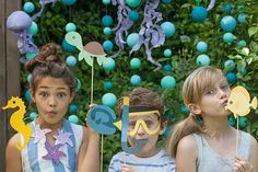 festa infantil: invista em um cantinho de selfies