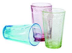 Sara-kuplalasi, 4 € . Värit: viininpunainen, sininen ja vaaleanvihreä. Norm. 6,80 €. Pentik, 1. krs.
