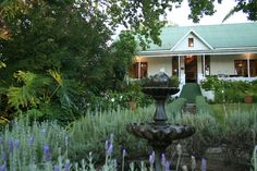 Experience the charm and comfort of Cypress Cottage, one of the oldest homesteads in the historic village of Swellendam. Horse Stables, Homesteads, Contemporary Furniture, 18th Century, Colonial, South Africa, Cape, Old Things, Cottage