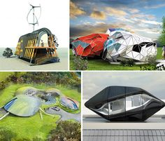 Green Homes of the Future: 13 Sustainable Living Solutions