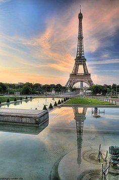Nunca conocí París (Francia) Pero algún día lo haré