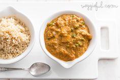 Vegan Vegetable Korma Recipe