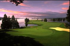 Woodlake Golf Course outside Pinehurst, NC