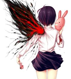 Touka - Tokyo Ghoul she actually has a small flame coming out on her right side Fanarts Anime, Manga Anime, Anime Art, I Love Anime, Awesome Anime, Touka Wallpaper, Vocaloid, Ken Kaneki Tokyo Ghoul, Image Manga