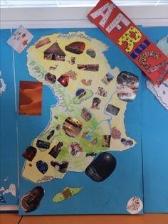 La Mapa de África