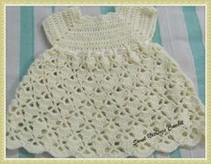 Sweet Nothings Crochet yet another cute baby dress
