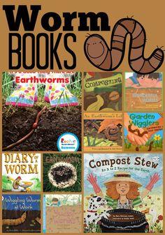 Worm Books