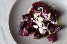Jamie Olivers Smoked Beets  A genius recipe adapted from Jamie at Home: Cook Your Way to the Good Life (Hyperion, 2008) by Jamie Oliver.