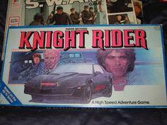 Knight Rider Game