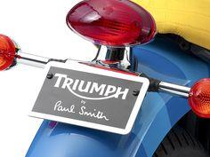 Triumph motorcycle art