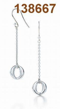 Tiffany & Co Earrings- Outlet 138667 Tiffany jewelry