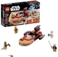Obi Wan,C3PO minifig New sealed LEGO Star Wars 8092 Lukes Landspeeder RETIRED