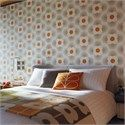Products | Harlequin - Designer Fabrics and Wallpapers | Striped Petal (HORL110404) | Orla Kiely Wallpapers