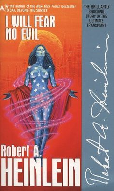 Amazon.com: I Will Fear No Evil eBook: Robert Heinlein: Kindle Store