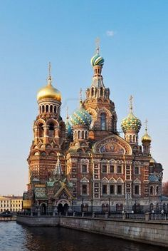 St. Petersburg-We tried going for New Years 2007, but our Visas got denied.  This time we are going to try going on a cruise.