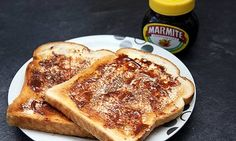 The smell of Marmite and toast for breakfast... Smells like home. #food #bread #tradition #english #british #england #britain
