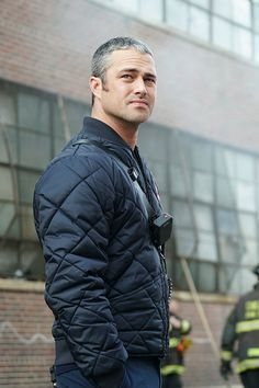 Taylor Kinny as Kelly #ChicagoFire