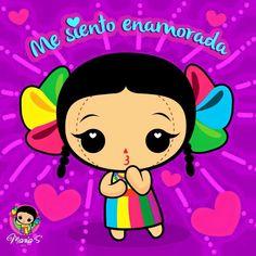 Como que hoy... #MaríasINC #Enamorada #MesDelAmorylaAmistad #Amor