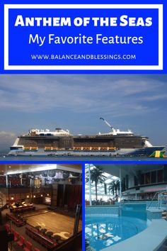 This is part 1 of a 3 part series about my first cruise! I took my first cruise this past June aboard Royal Caribbean's Anthem of the Seas. Cruise Tips, Cruise Travel, Cruise Vacation, Vacation Trips, Vacation Outfits, Cruise Outfits, Italy Vacation, Dream Vacations, Vacation Humor