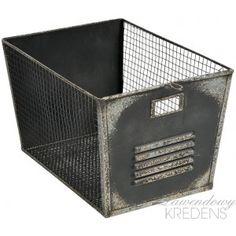 Metalowy Koszyk Belldeco
