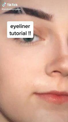 Makeup Eye Looks, Eye Makeup Art, No Eyeliner Makeup, Pretty Makeup, Skin Makeup, Punk Makeup, Grunge Makeup, Alternative Makeup, Makeup Makeover