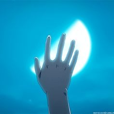"future diary ""half moon, half dark, half light. Just like me."""