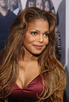 Janet Jackson a 2009 coped look Janet Jackson Baby, Jo Jackson, Jackson Family, Michael Jackson, African American Beauty, Celebrity Photography, Divas, The Jacksons, Beautiful Black Women