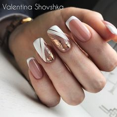 2019 2020 novelty and trends in manicure page 63 of 119 Gel Nail Designs . - 2019 2020 novelty and trends in manicure page 63 of 119 Gel Nail Designs 2020 Gallery 2019 2 - Square Nail Designs, Simple Nail Designs, Gel Nail Designs, Nails Design, Perfect Nails, Gorgeous Nails, Pretty Nails, Beautiful Nail Art, Nude Nails