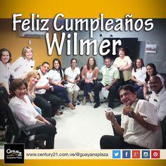 Feliz cumpleaños para nuestro querido Director @wasaballo [ en Twitter: @wsaballo ] y le deseamos salud y mucha prosperidad #C21 #HappyBirthday #Guayana