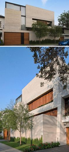 Entzuckend 13 Modern House Exteriors Made From Concrete