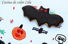 Cocina de color Lila: Glasa de chocolate