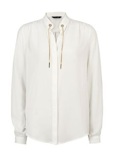 Marciano Shirt with chain detail