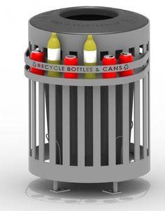 创意垃圾桶设计欣赏_工业设计知识_先知品牌营销全案